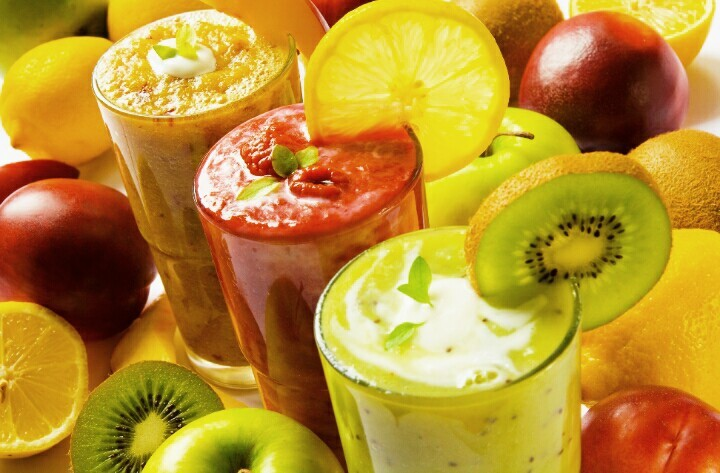 SMOOTHIES SAMPLE