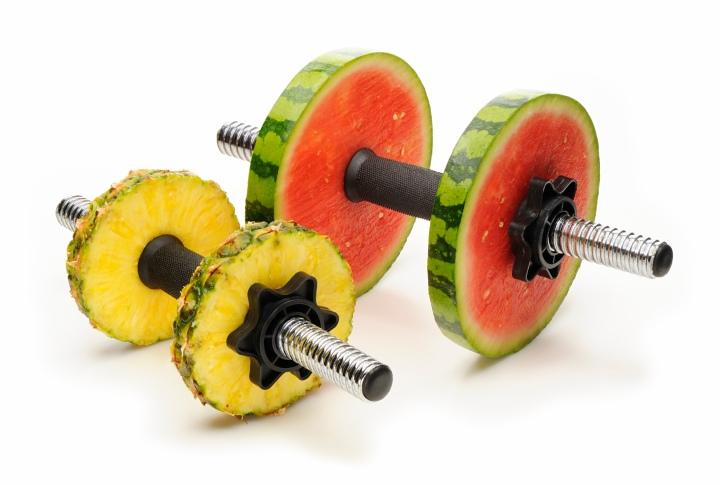 workout fruit