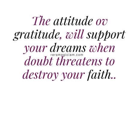 attitude ov gratitude meme